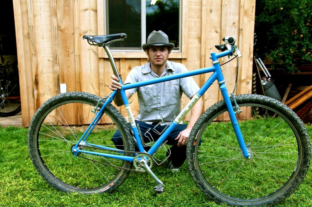 Jon Hanson :: Sabrosa Bikes
