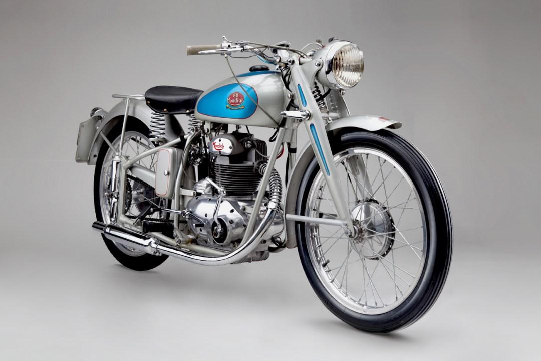 125cc Turismo 1951 FB Mondial (1948–79), Milan, Italy