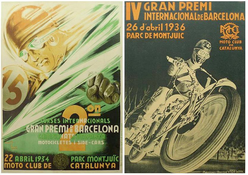 Vintage Posters :: The Las Vegas Motorcycle Sale :: Bonhams