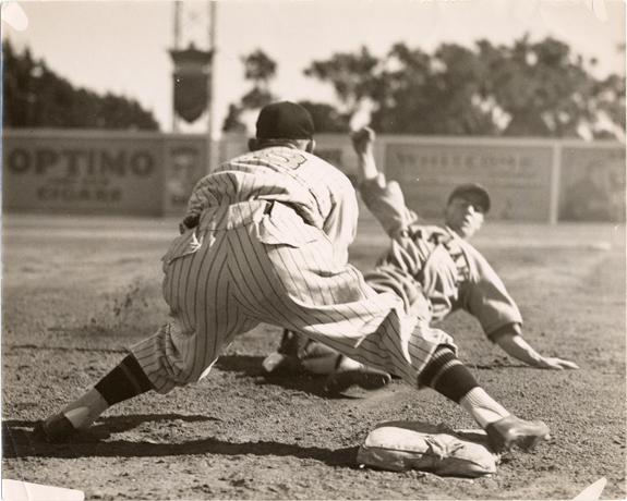 The Local Nine: San Francisco Seals Baseball ::1903-1957