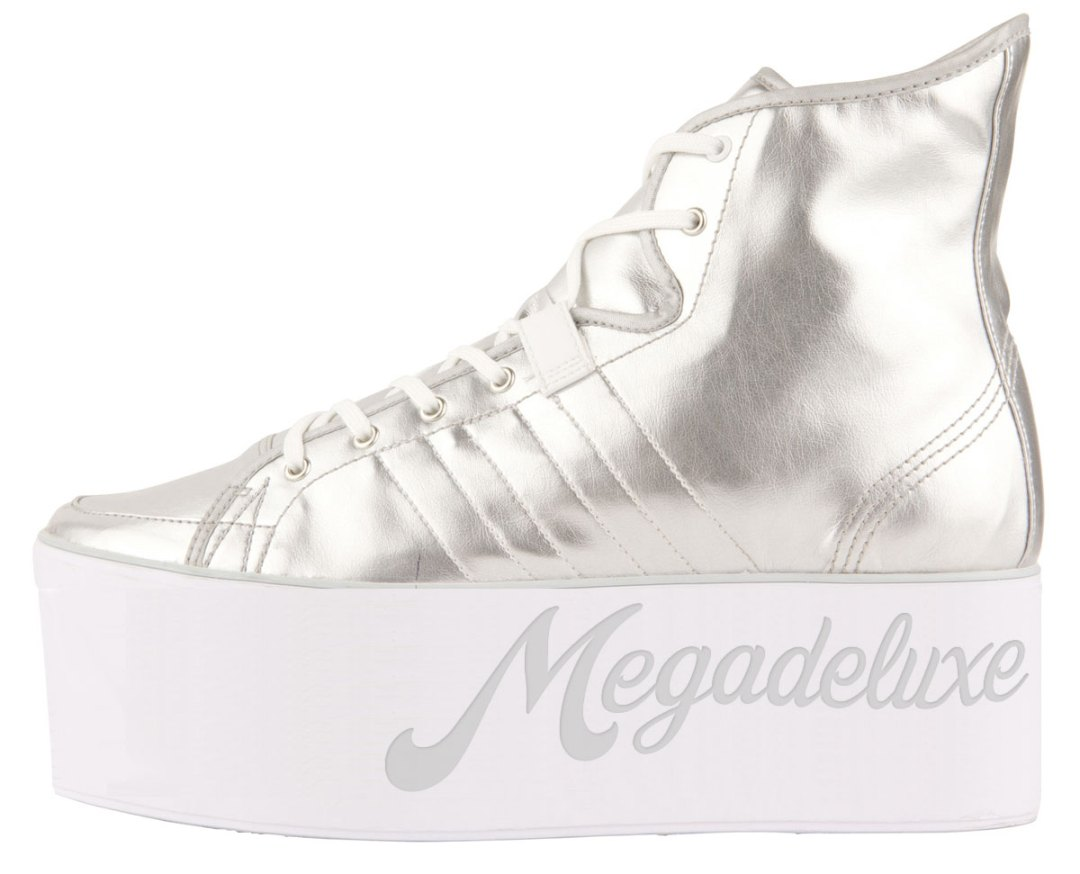 Adidas SLVR Core Low (The magic that is Photoshop).