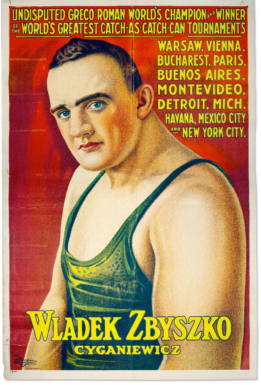 Wladek Zbyszko :: Pro Wrestler