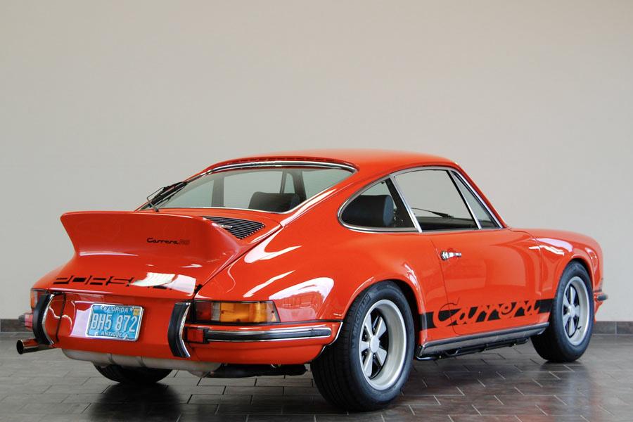 1973 Porsche 911RS :: California Porsche Restoration (3)