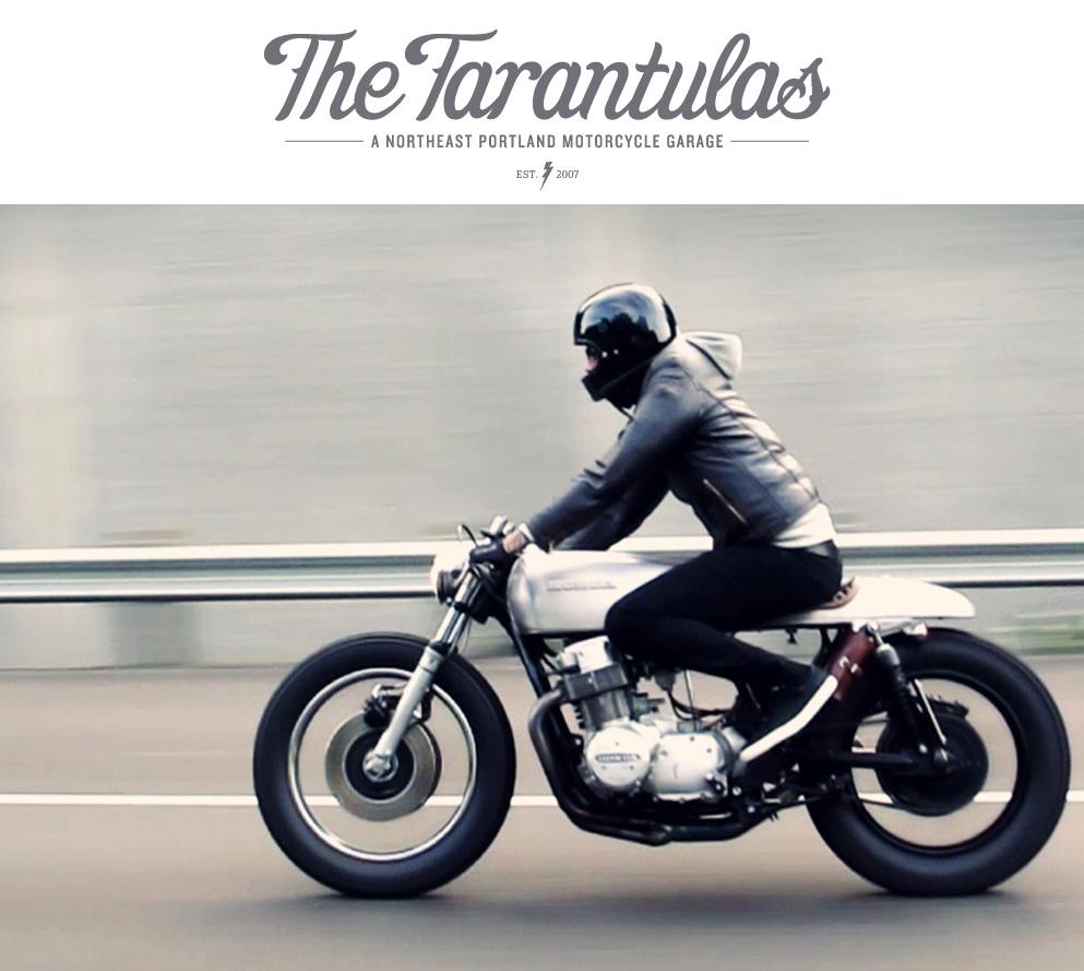 Honda 1976 CB750F SS :: The Tarantulas (1)