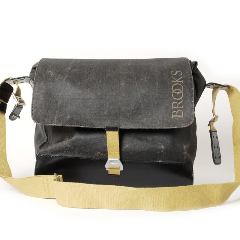 Brooks Brixton Casual Bag :: Asphalt (1)