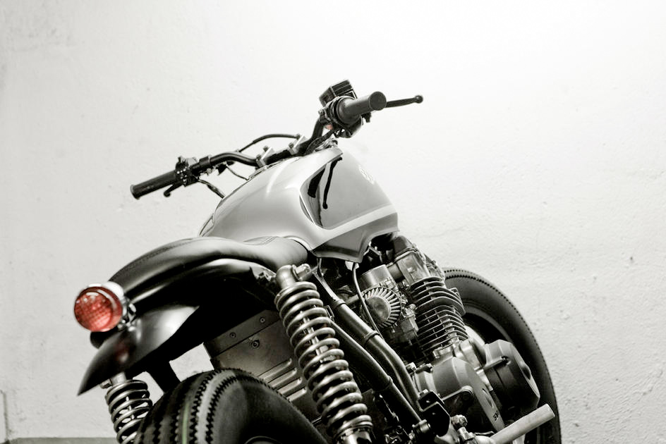 Cream Motorcycles :: Honda CB 750 kz 1980 (5)