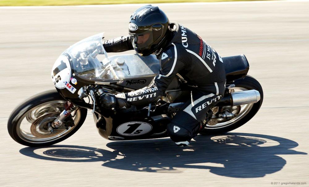 Seeley Norton :: Building A Vintage Racing Motorcycle (5)