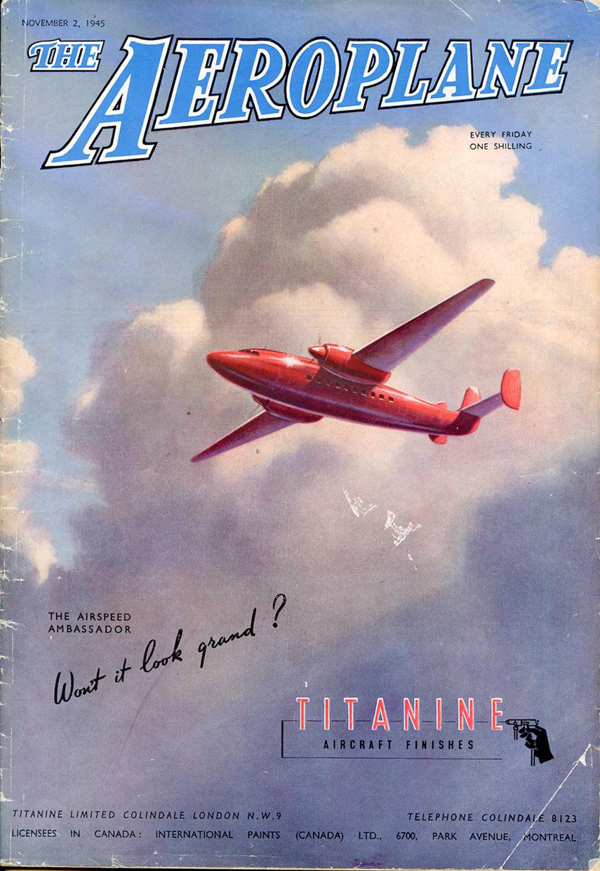 Vintage Airplane Magazines :: SpeedBirds (1)