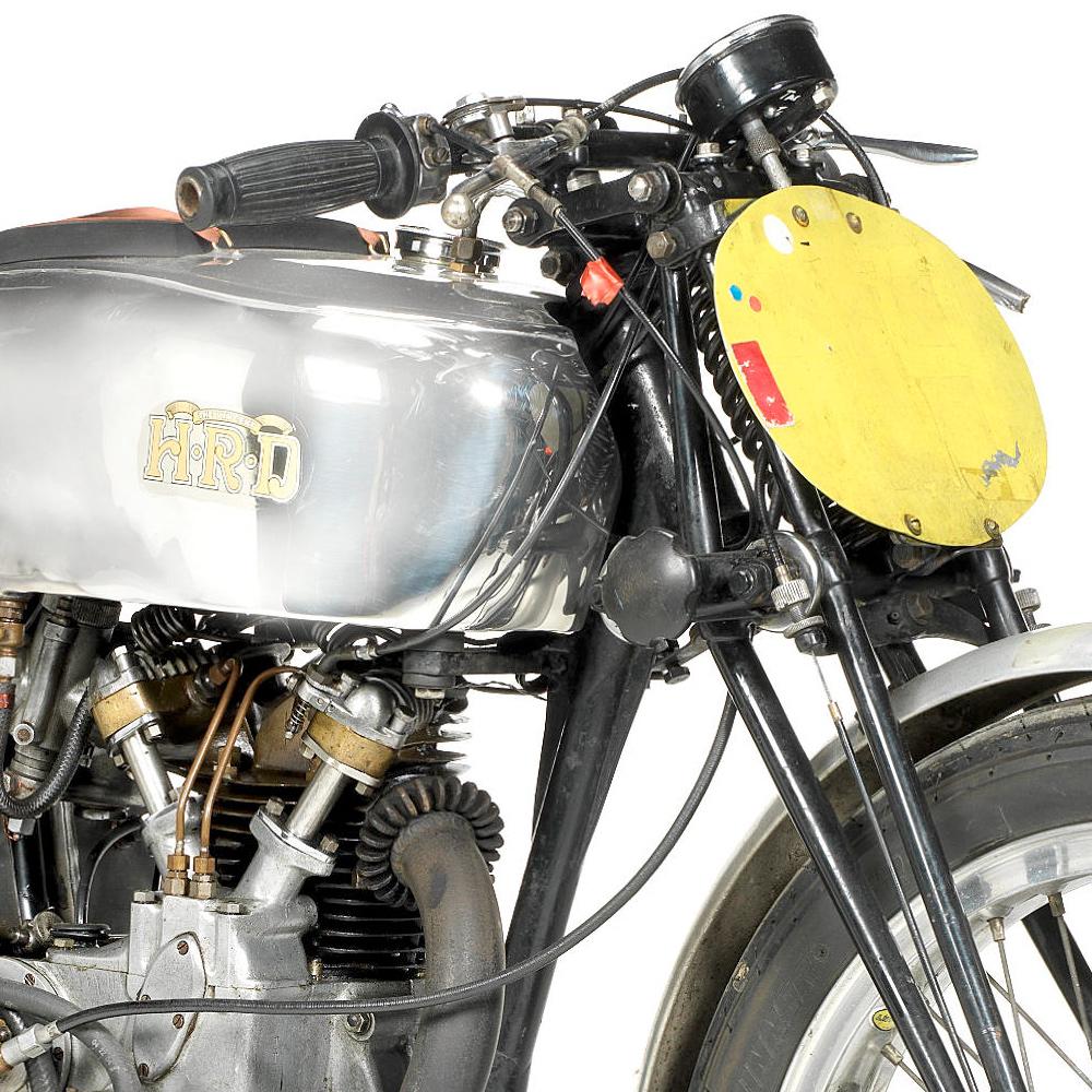 1936 Vincent HRD TT Rep