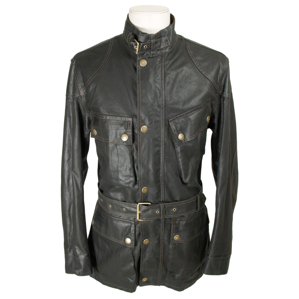 Belstaff-Black Trialmaster Legend Jacket (1)