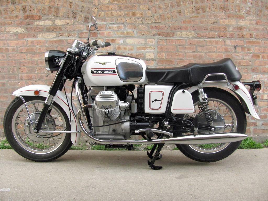 1969 Moto Guzzi A-Series Ambassador (1)