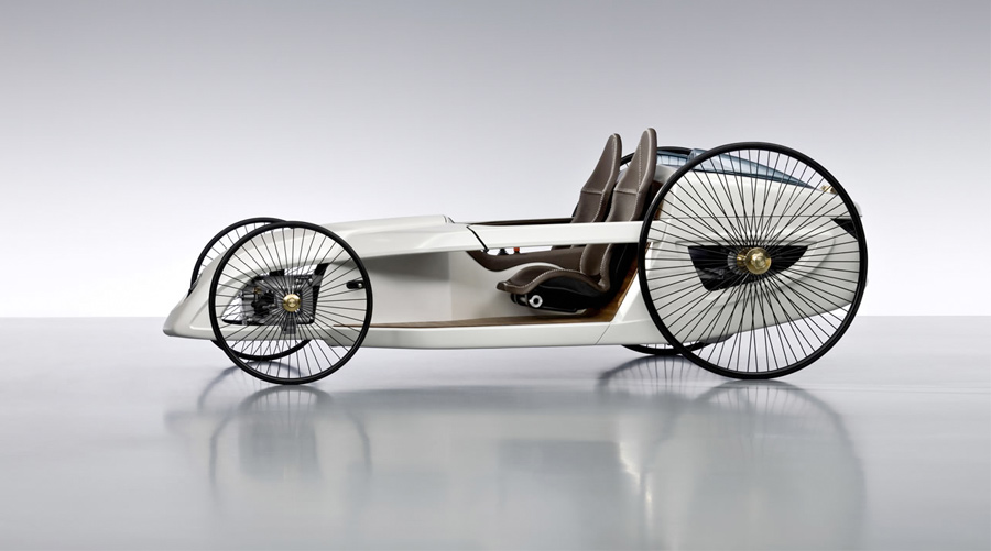 Mercedes-Benz F-CELL Roadster with Hybrid Drive (3)