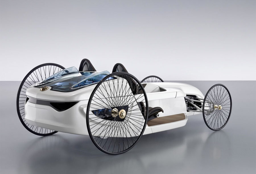 Mercedes-Benz F-CELL Roadster with Hybrid Drive (8)