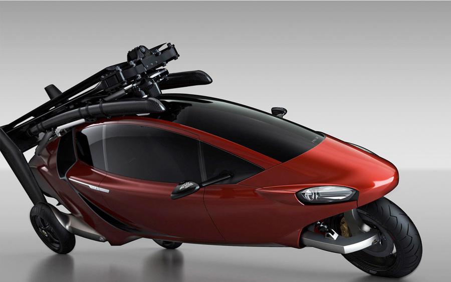 PAL-V :: Two Seat Hybrid Car and Gyroplane (2)