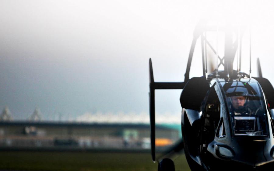 PAL-V :: Two Seat Hybrid Car and Gyroplane (5)