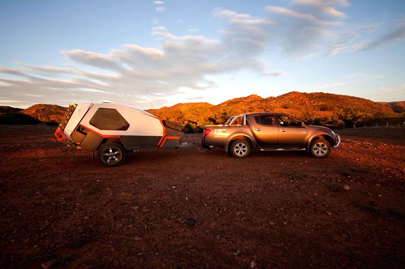Tvan Camper :: Track Trailer – Australia (2)
