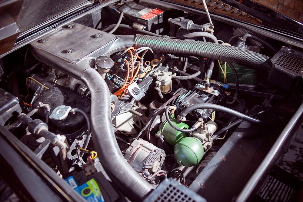 1977 Maserati Merak SS :: Silverstone Auctions (5)