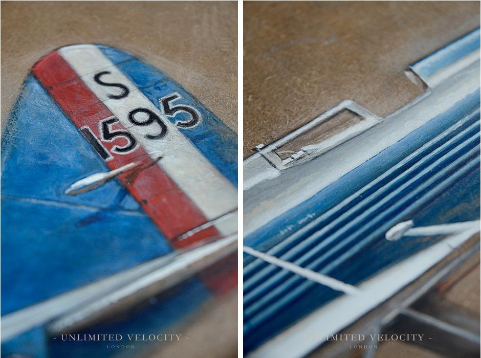 Reg Mitchell's Supermarine S.6B :: Unlimited Velocity (2)