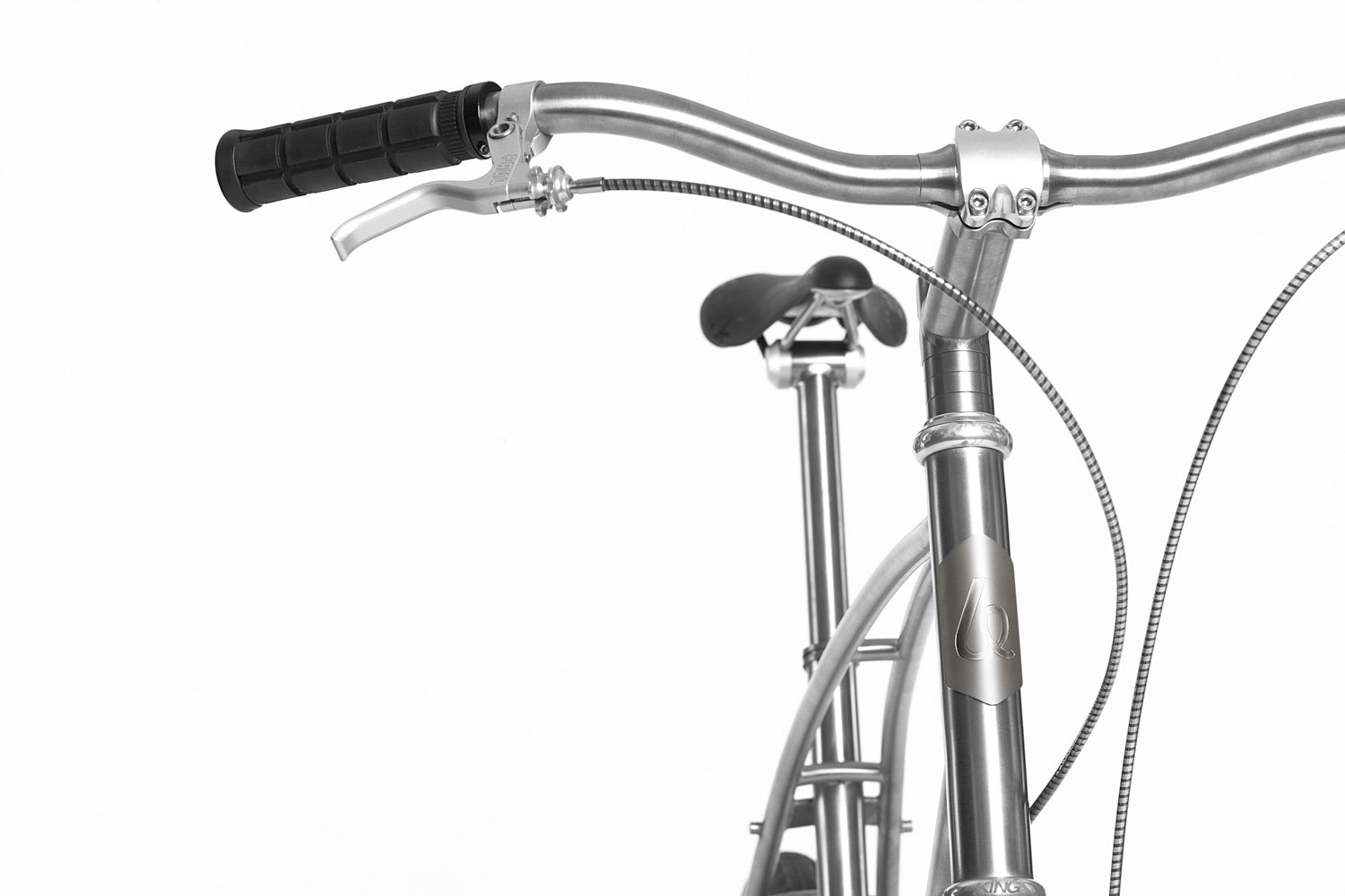 Budnitz Bicycles No 4 Stainless Steel