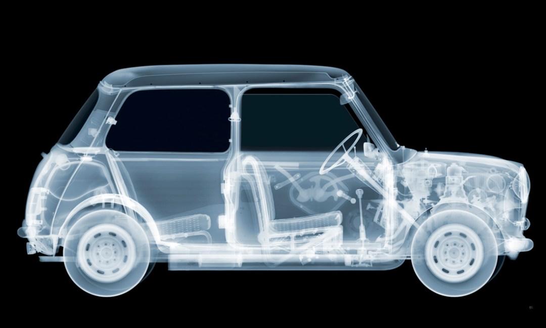 Nick Veasey :: X-Ray Photos (1)
