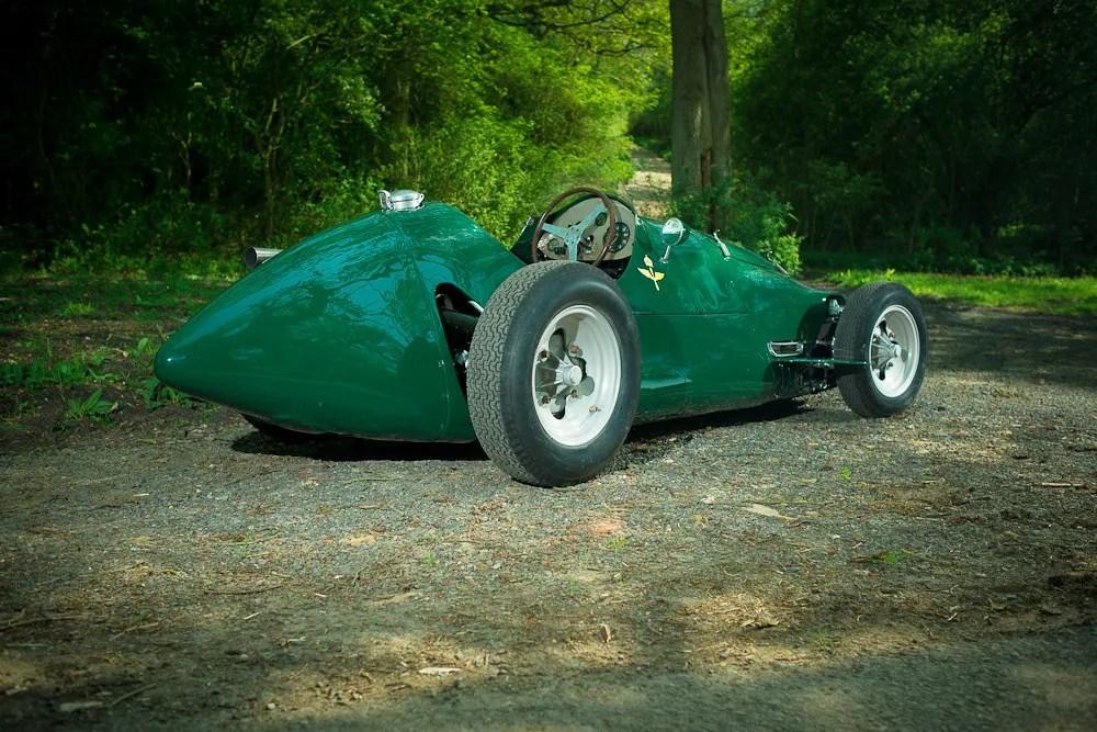 1953 Connaught AL10 Historic Grand Prix Race Car