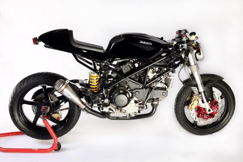 Moto Motivo 900ie Cafe Racer