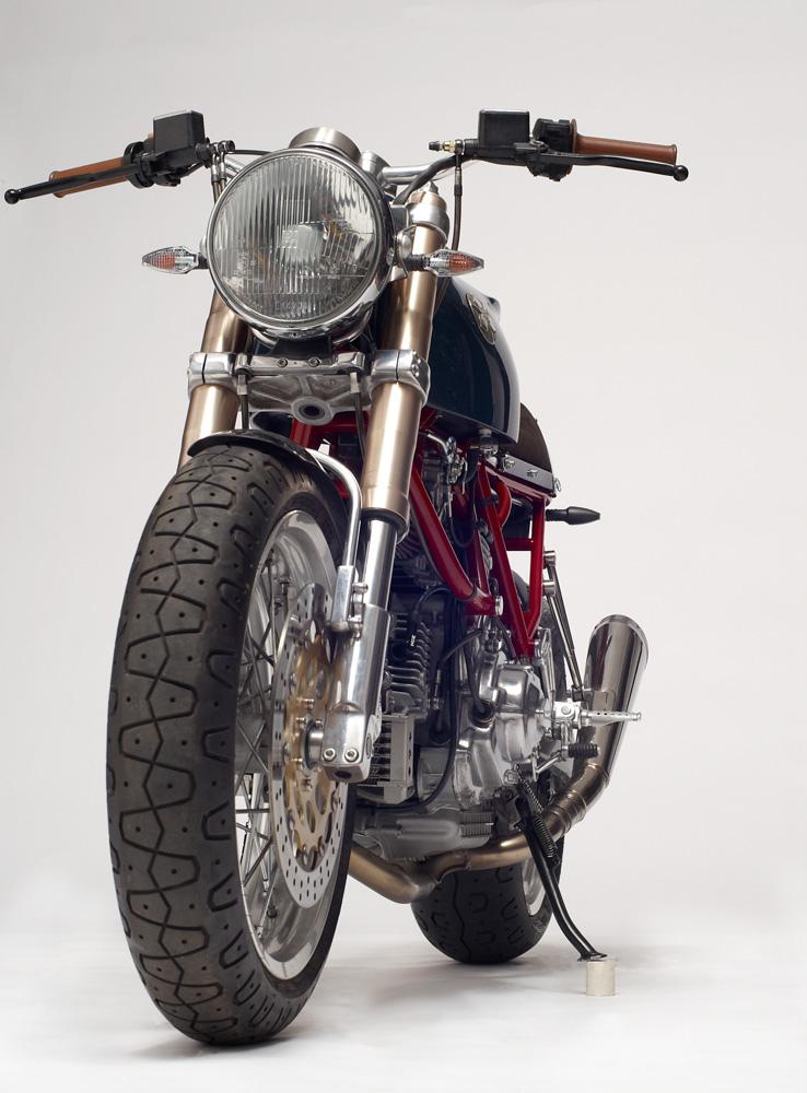 Walt Siegl – Ducati Sport Classic