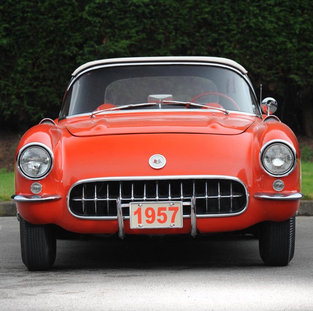 1957 Chevrolet Corvette Roadster (8)