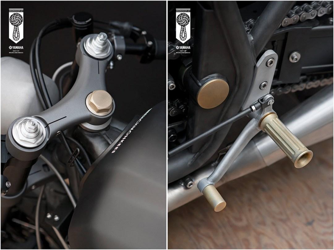 Wrenchmonkees Transform a Yamaha XJR1300 (4)