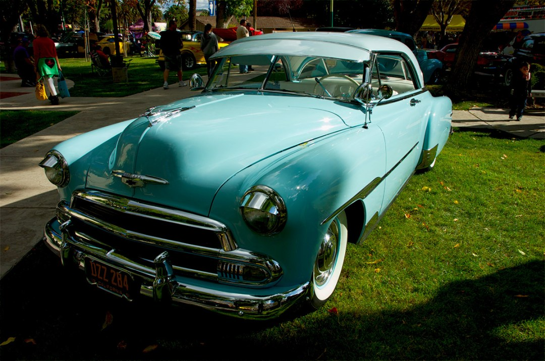 1951 Chevy :: Interview With Owner Pete Padilla (5)
