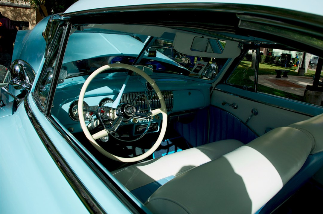 1951 Chevy :: Interview With Owner Pete Padilla (2)