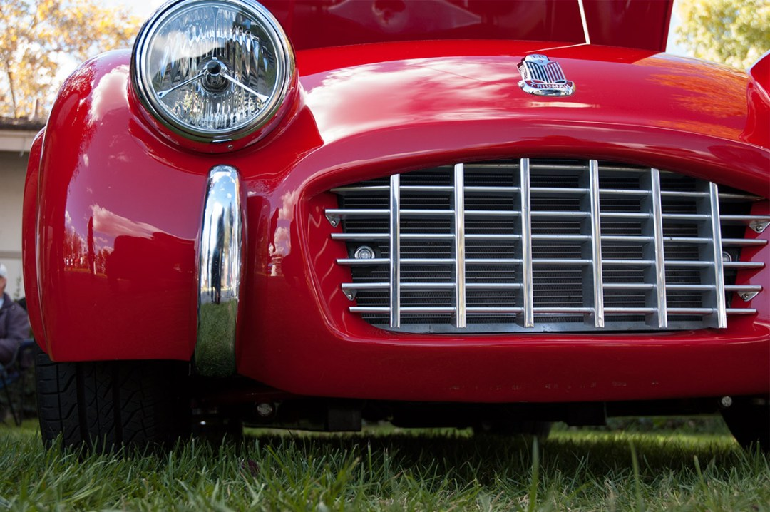 1957 Triumph TR3 :: Interview with Owner Lloyd Bedeger (6)