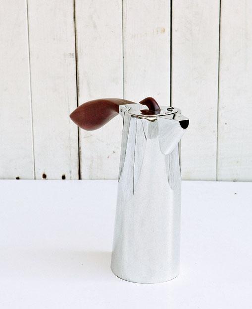 Runner-Up: Home Kaminer Haislip: Silver Coffee Pot, Charleston, SC (est. 2005)