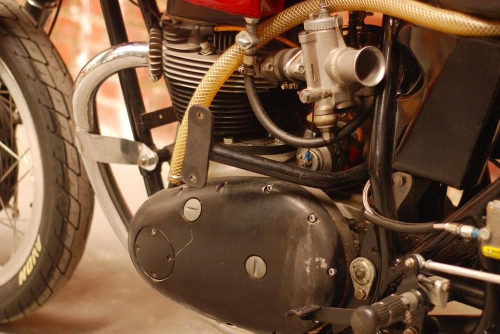 1967 BSA A50R