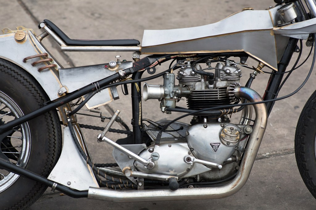 Ian Sutton :: New Motorcycle Build