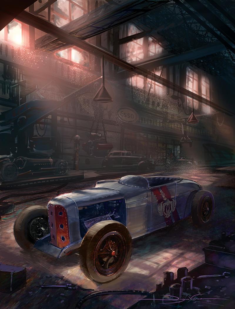 29 Roadster Factory