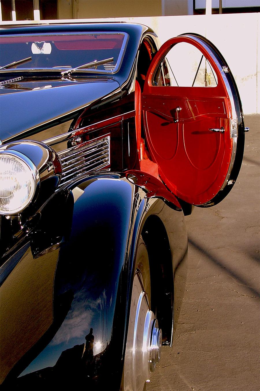 1934 Rolls Royce Phantom I Aerodynamic Coupe :: via Hub Garage