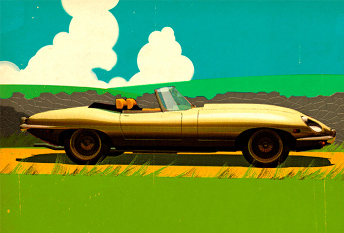 History of the E-Type by Tavis Coburn