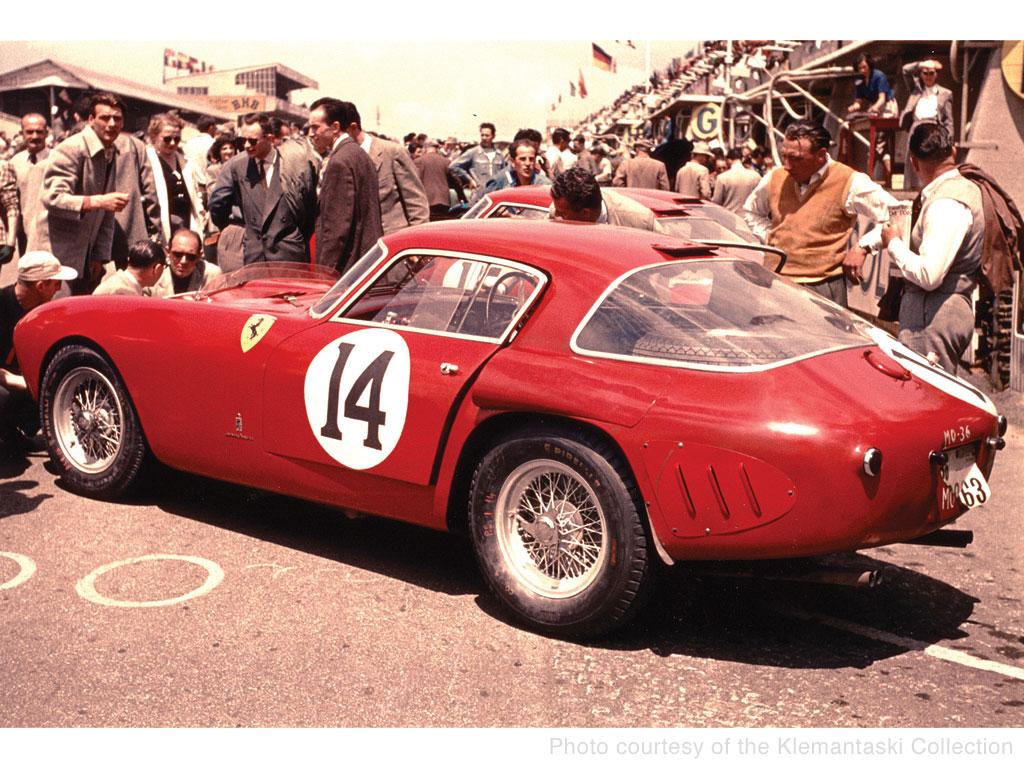 1953 Ferrari 340/375 MM Berlinetta 'Competizione' :: RMS Auctions
