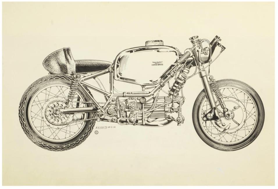 Bruce Smith :: A Collection of Original Illustrations :: Bonhams