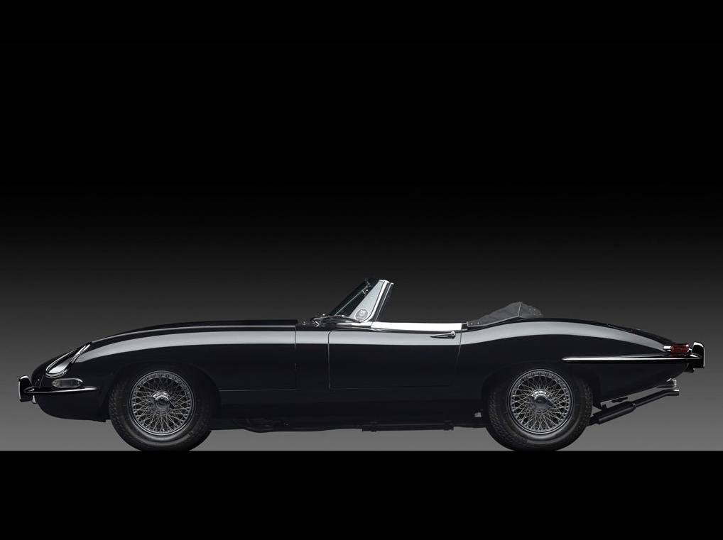 1966 Jaguar E-Type Series I 4.2-Litre Roadster