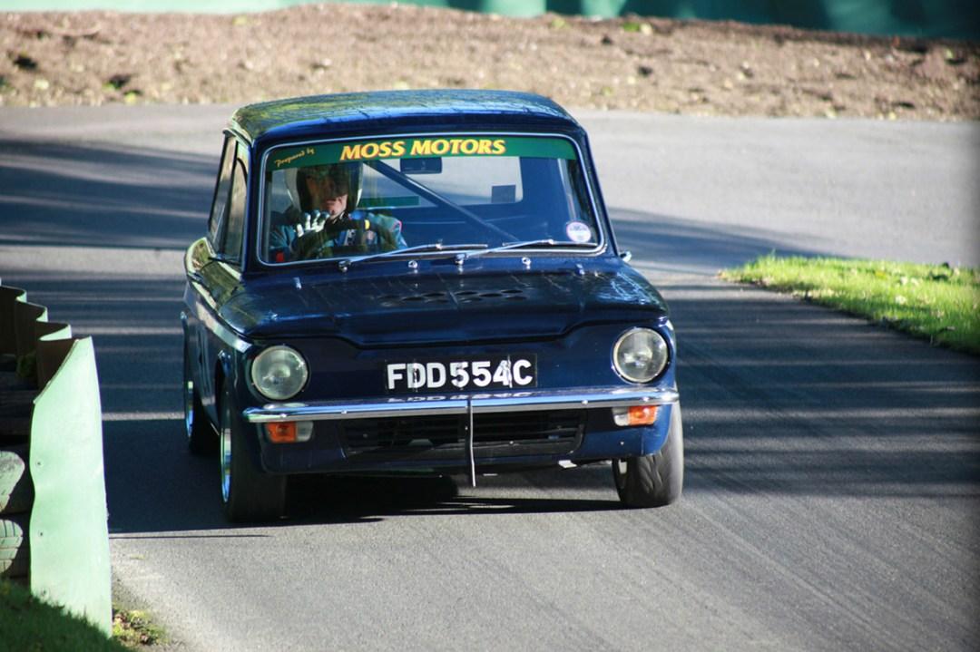 Prescott Speed Hill Climb by Jim Darling