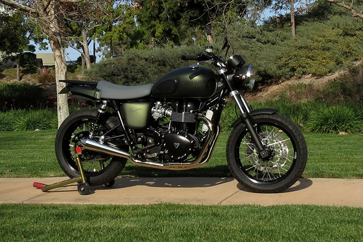 steve mcqueen limited edition triumph by richard pollock. Black Bedroom Furniture Sets. Home Design Ideas