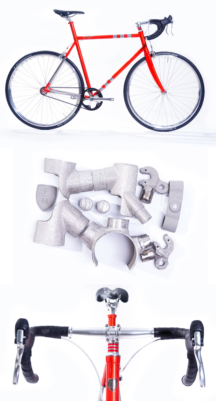 3D Printed Titanium: New F1 Prototype By Flying Machine