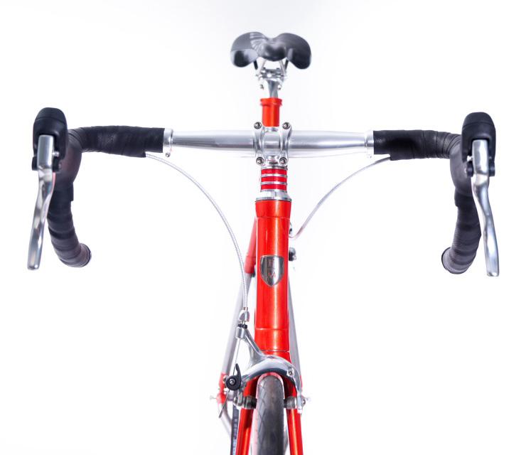 FM-3D Printed - Titanium Bicycle 04