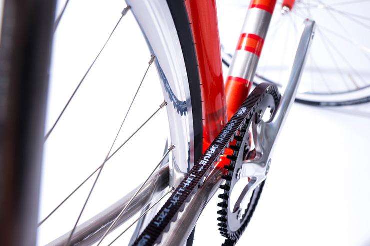 FM-3D Printed - Titanium Bicycle 10