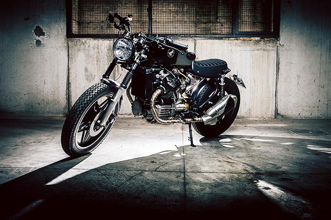 HondaX500 – Betty :: by M8 Design