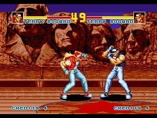 Garō Densetsu Special Gameplay