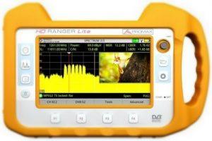 Medidor de campo Promax HD Ranger Lite