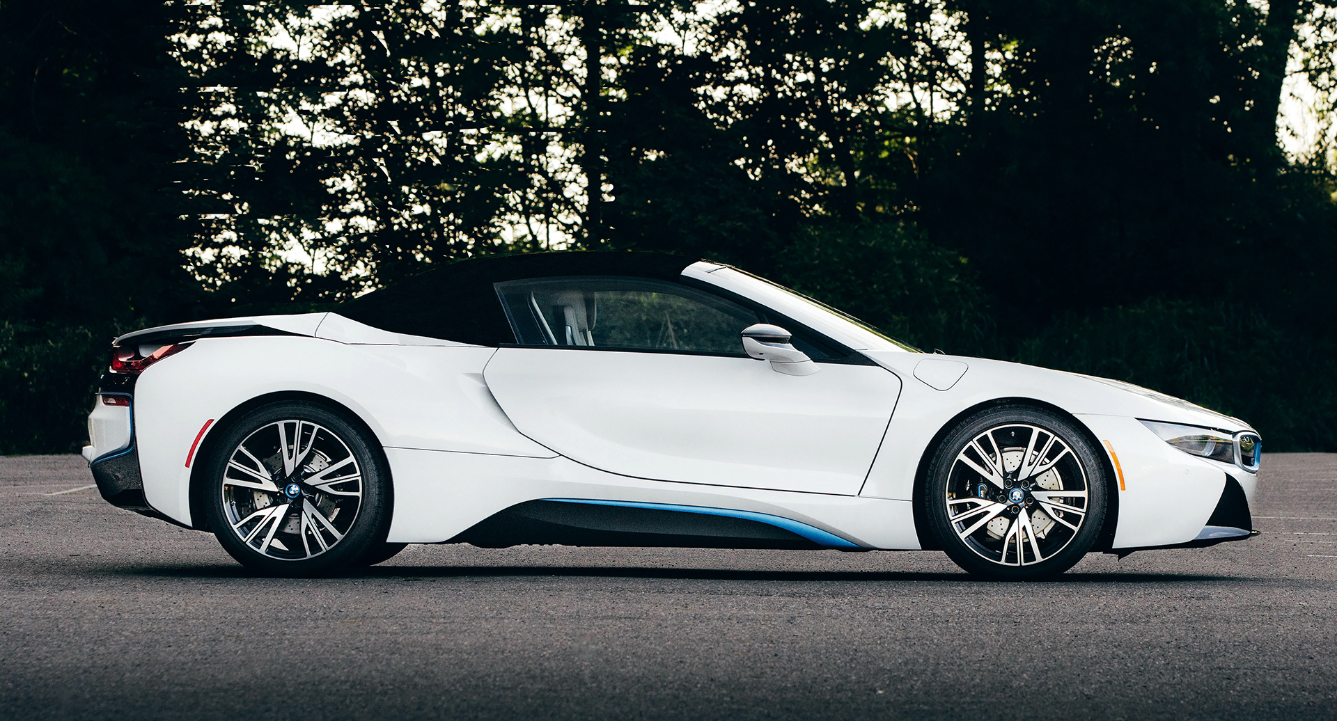 Bmw I8 Convertible Mega Luxury